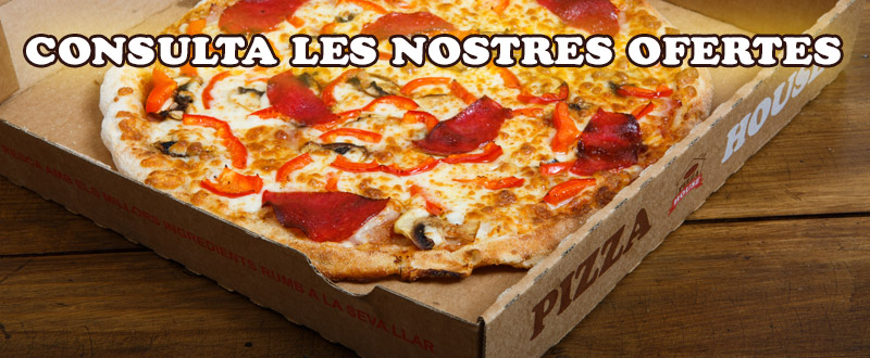 Pizza house fent pizzes des de 1988 - Piamontesa reus ...
